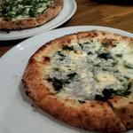 BIANCHETTI 静岡産しらすと青海苔のピッツァ