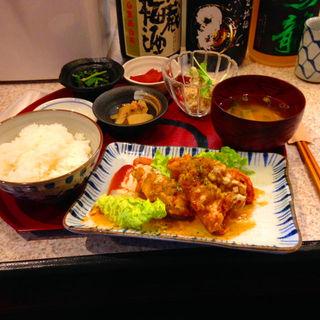 チキン南蛮定食(気ままにダイニング ふうせんかずら  )