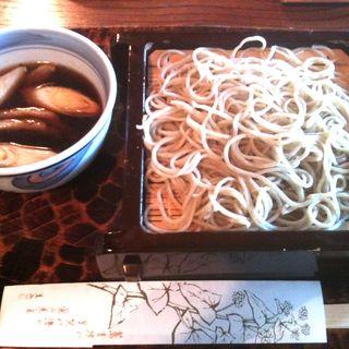 鴨せいろ(蕎麦処 多賀 (たが))