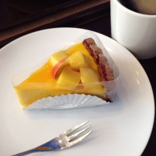 マンゴータルト(カフェ キートス (cafe kiitos))