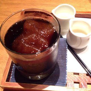 ブレンドコーヒー(カフェサロンソンジン)