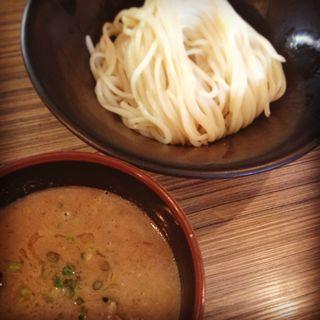 鶏豚骨つけ麺(吟醸らーめん 久保田 本店 )
