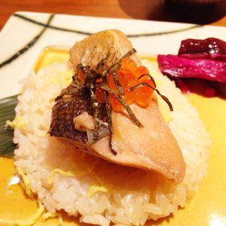 鮭とイクラのはらこ飯(かこいや 仙台駅前店 )