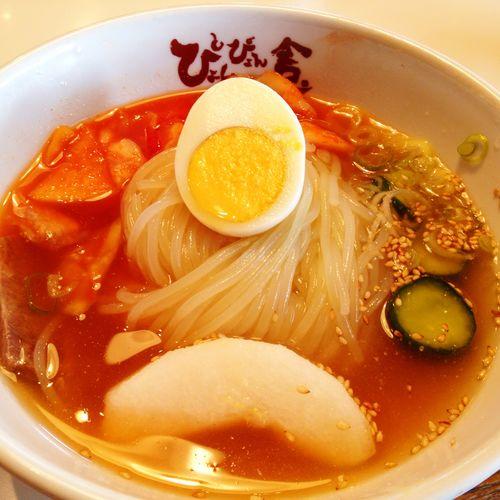 盛岡冷麺 とても大好きで、ファンの1人です。冷麺と言えばここ!