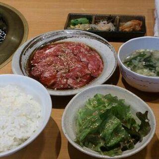 焼肉ランチ(好味亭)
