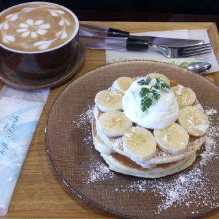 パンケーキ(ジャストカフェ (Just Cafe))