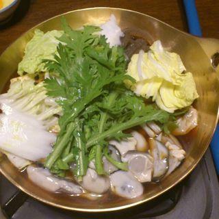 土手鍋(かき末 (かきすえ))
