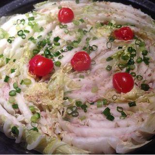 白菜と豚バラのミルフィーユ(歌舞伎市場 )