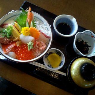 海鮮丼ランチ(ののじ )