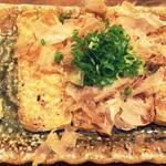 豆腐ステーキ(串かつあさひ ベルフローラ店 )