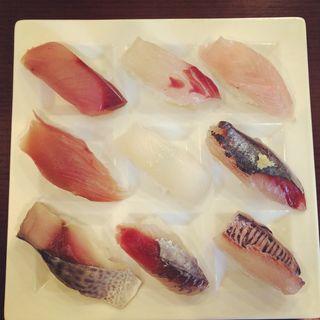 地魚にぎり(港鮨 )