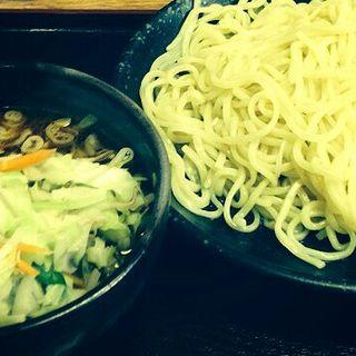 野菜つけ麺(たれ蔵)
