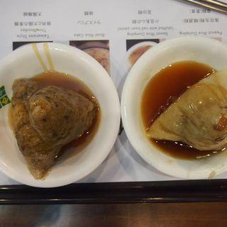 肉ちまき(王記府城肉)