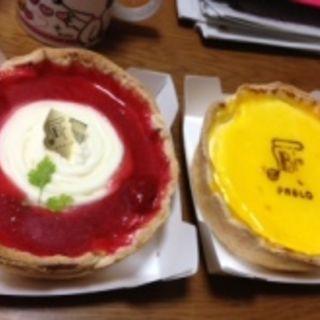 チーズケーキ(PABLO)