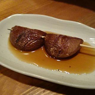 串焼き・しいたけ(とり料理・居酒屋ふぁみりー)