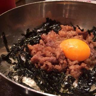 プルコギ丼(MUGEN 博多店)