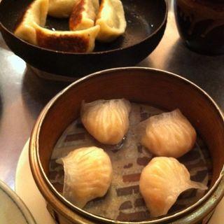 海老餃子(鍋家 阿佐ヶ谷店)