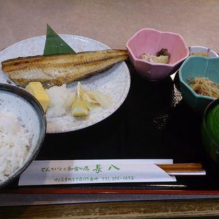 ランチ 焼き魚定食(とんかつと和食の店 長八  )