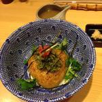 焼きごはん&ふき味噌&明太子。