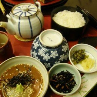 鯛茶漬けセット(萬代)