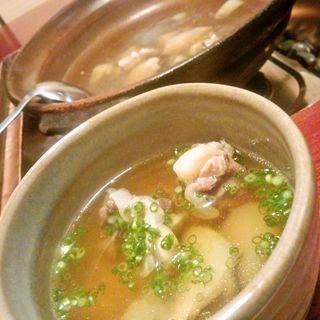すっぽん丸鍋(すっぽん前田)