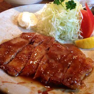 特生姜焼き(かつせい)