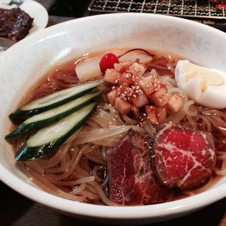 HILL TOPの冷麺