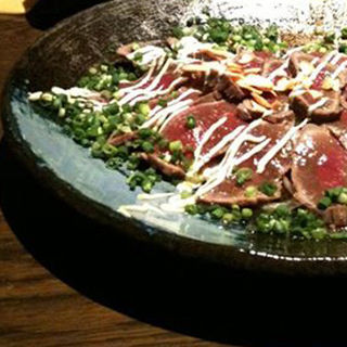 カツオのたたき(一粋 恵比寿店)