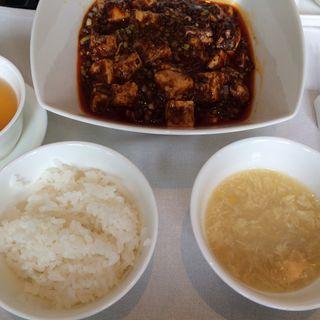 麻婆豆腐(四川飯店名古屋)