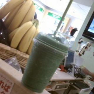 青汁スムージ(Organic Cafe)