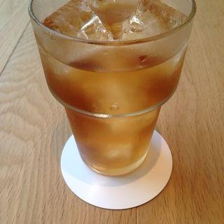 アイスピーチティ(Moena CAFE)