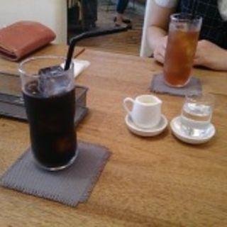 アイスコーヒー(CHIKI CHIKI&TAN TAN)