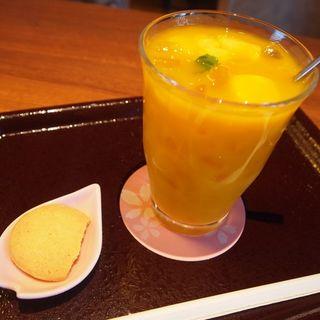 マンゴージュース(桜珈琲 泉北店 )