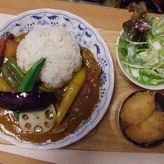 野菜たくさんカレー(とろとろカレーmasa (マサ))
