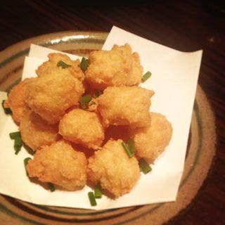 マース豆腐の揚げぼーる(アダン 京都駅店 )