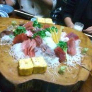 刺身盛り(初芳鮨)