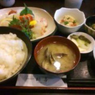 お刺身定食(新喜)
