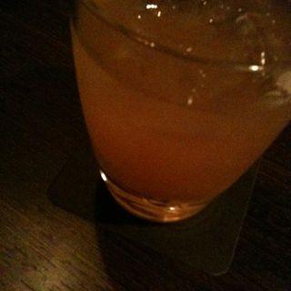 梅の宿 あらごし梅酒(PRIVATE DINING 点(TOMORU) 渋谷店)