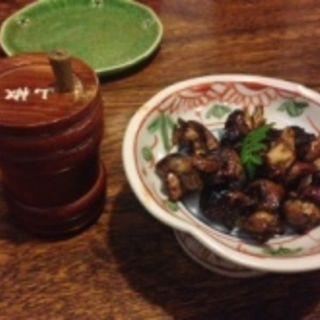 肝焼き(魚伊)