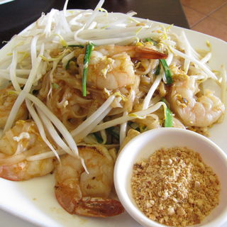 Pad thai(SRIPRAPHAI THAI RESTAURANT)