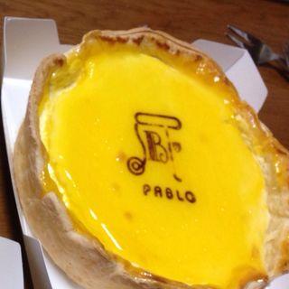 チーズケーキ(レア)(PABLO)