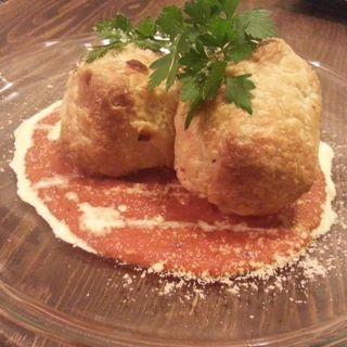 豚バラ肉のパイ包み焼き(PANNACOTTA)