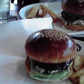 テリヤキバーガー(ArmS Park Side Burger Shop)