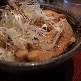 角煮飯(沖縄地料理 波照間 ラゾーナ川崎店)