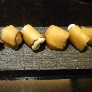 いぶりがっことマスカルポーネチーズ(KAPPOR麻布十番店)