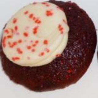 ラズベリーカップケーキ(Baked by Melissa)