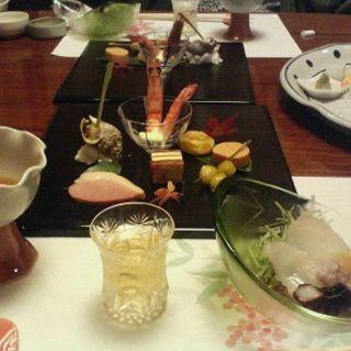 前菜(湯河原温泉 藤田屋)