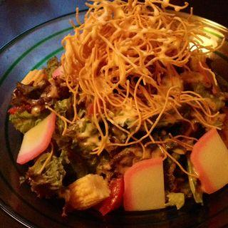 長崎サラダ(やきとり 蛍茶屋)