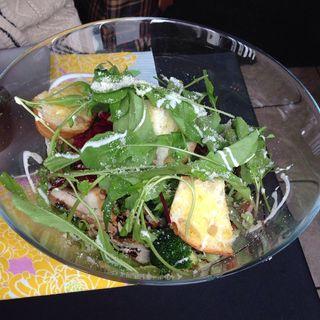 サラダボウルランチ(スープ、前菜1種、本日のサラダボウル)(ヴァードウィーク (virdweac))