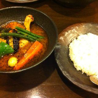 チキンto野菜カレー(lavi)